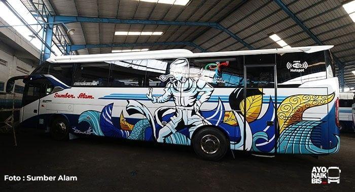 Pin Oleh Ayo Naik Bis Sewa Bus Tike Di Ayo Naik Bis Badai Alam Pariwisata