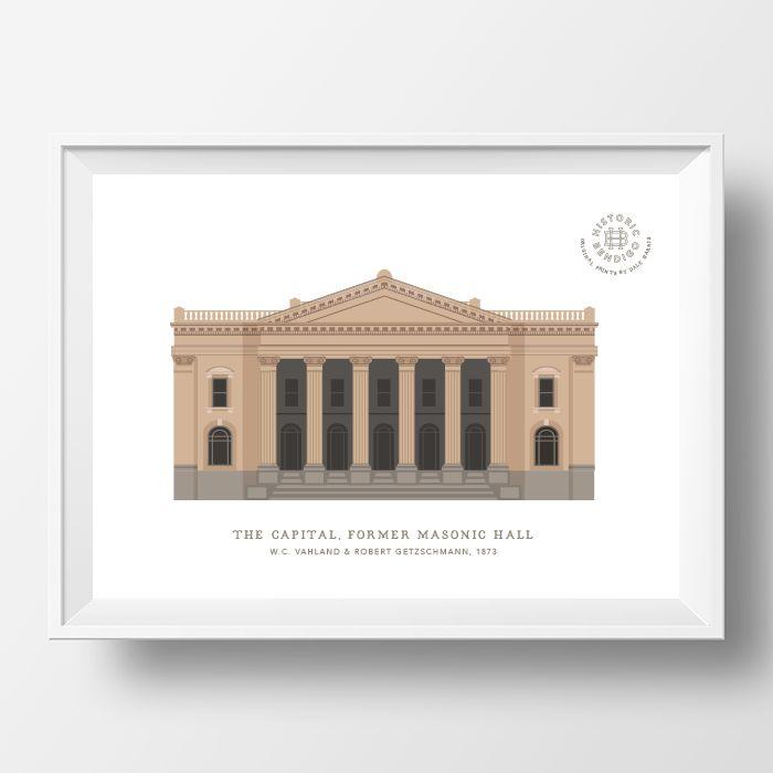 the-capital-former-masonic-hall-print