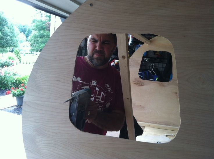 17 Best Images About Our Teardrop Trailer Build Photos On