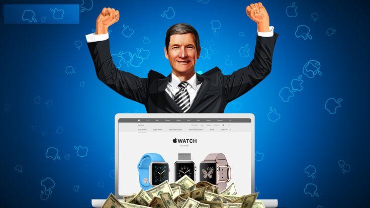 El Apple Watch se vendió más que los relojes suizos en el último trimestre de 2015 - http://www.soydemac.com/el-apple-watch-se-vende-mas-que-los-relojes-suizos/