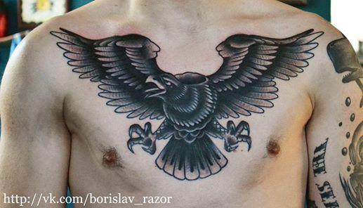 Redberry Tattoo Studio Wrocław #borislav_razor #oldicontattoo #traditionaltattoo #kharkov #neotradtattoo #ukraine #damngoodtattoo #tattoo #inked #ink #studio #wroclaw #warszawa #tatuaz #gdansk #redberry #katowice #berlin #poland #krakow #kraków #sosnowiec #boryslav #dementiev #razor #orzel #bird #ptak #eagle #ikona