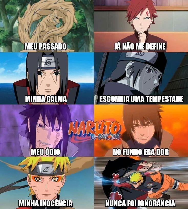 Pin De Mel Ramos Em Anime Com Imagens Naruto Shippuden Sasuke