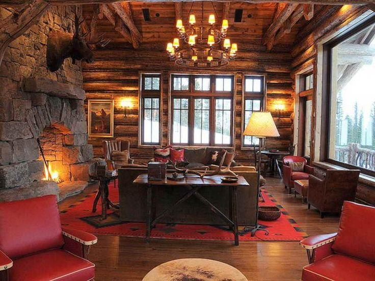 21 best images about rustic mountain lodge design ideas on Mountain home interiors