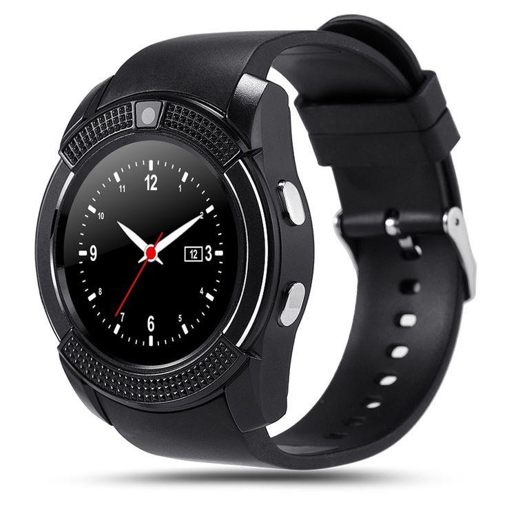 Original Sportuhr Vollbild Smart Uhr Für Android Spiel Smartphone Unterstützung TF SIM Karte Bluetooth Smartwatch PK GT08 //Price: $US $42.58 & FREE Shipping //     #smartuhren