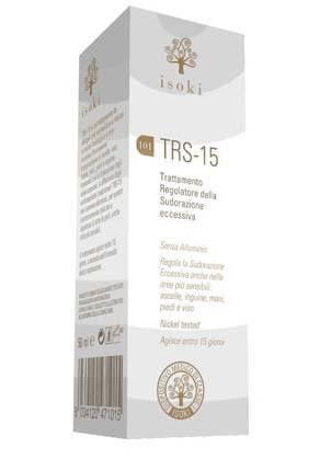 TRS-PLUS regola la sudorazione eccessiva normalizzando il funzionamento delle ghiandole sudoripare. TRS-PLUS non contiene alluminio; per questo è estremamente dolce e rispettoso di tutte le pelli. TRS-PLUS è un trattamento e non un antitraspirante: blocca le proteine specifiche che provocano il rilascio dell'Acetilcolina, normalizzando il livello di sudorazione senza aggredirla