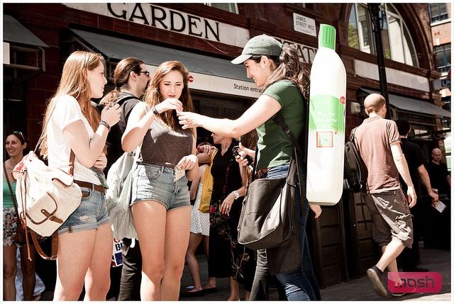Volvic Juiced by mashmarketing.com, via Flickr