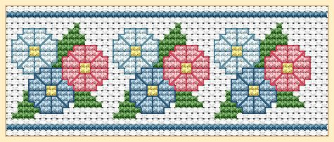 First Motif - a border