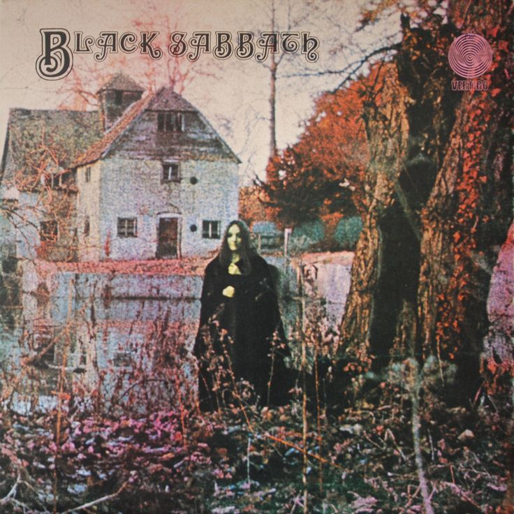 black sabbath record 1970s | VO6 – Black Sabbath | Rare Record Collector