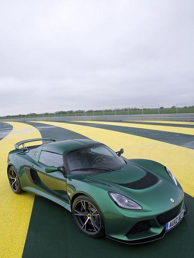 Endlich Raucht´s Wieder. Lotus CarCar ...