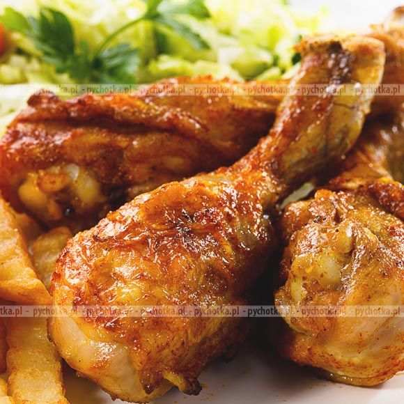 Pałki z kurczaka przepisu Filipa