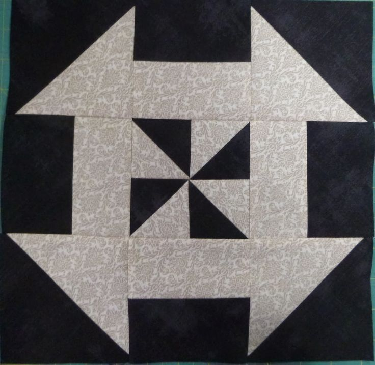 Well, the Missouri Quilt Company has done it again! Another wonderful tutorial availablehere. My blog friend Karenhad posted a picture of her block, so……… I just had to make one.  I pulled out a l