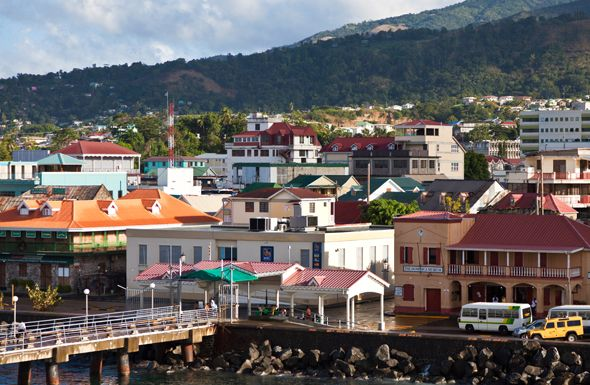 DOMINICA -- A lack of white sandy beaches and an overabundance of rainfall keep this mountainous island of tropical rain forests off typical Caribbean vacation itineraries—a plus for adventure seekers. http://on.natgeo.com/1eauKbq