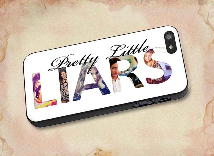 pretty little liars for iPhone 4/4s, iPhone 5/5S/5C/6, Samsung S3/S4/S5 Grimesi Case by Grimesi on Etsy https://www.etsy.com/listing/213811416/pretty-little-liars-for-iphone-44s