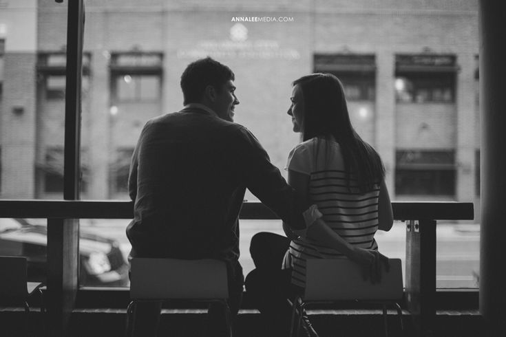 © Anna Lee Media | Oklahoma Engagement & Wedding photographer, coffee shop