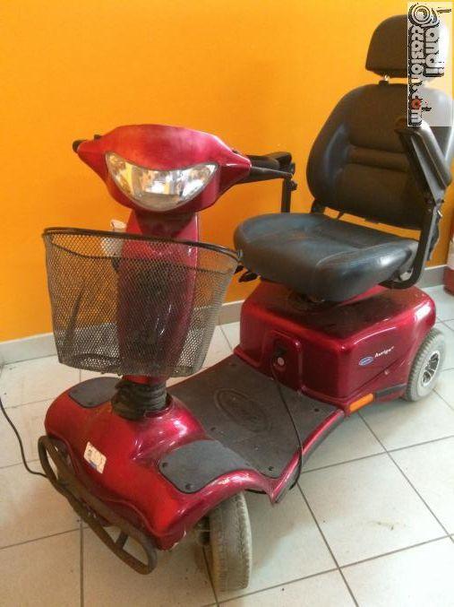 scooter siège electrique auriga