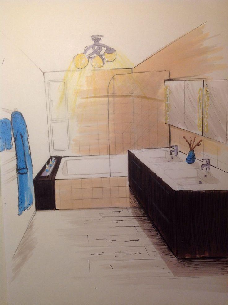 34 best Salle de bain images on Pinterest Bathroom, Bathroom ideas