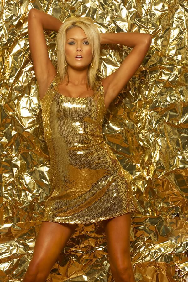 ♥sparkle | Clothing | Hot blonde girls, Gold outfit, Fashion