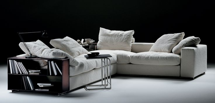 The Groundpiece is a very versatile contemporary seating system that allows you to build a grid based sofa as big or as small as your require. The loudest and the most defining design in the ...