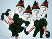 Elf Yourself.. I'm gonna make dustin do this of you me and two other people.. not sure who yet.. maybe you and me again haha