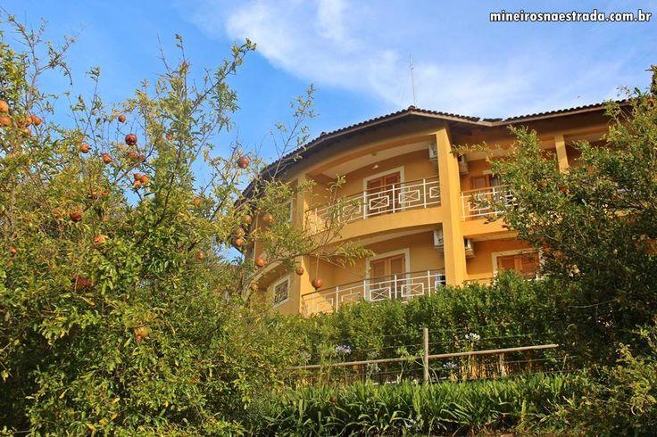 Monreale Hotel Resort, em Poços de Caldas.