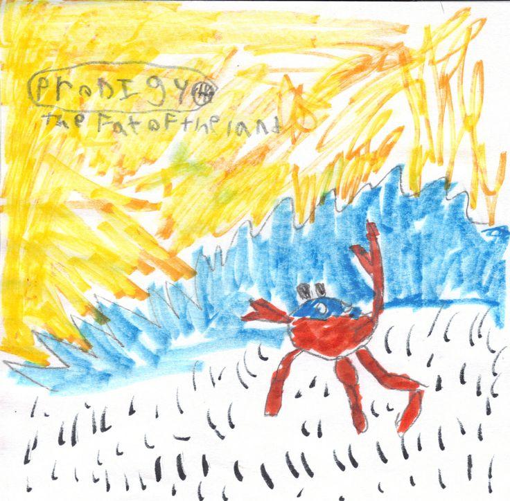 有名アルバム・カヴァーをキッズが描くと? サイト「Album Covers by Kids」が話題に - amass