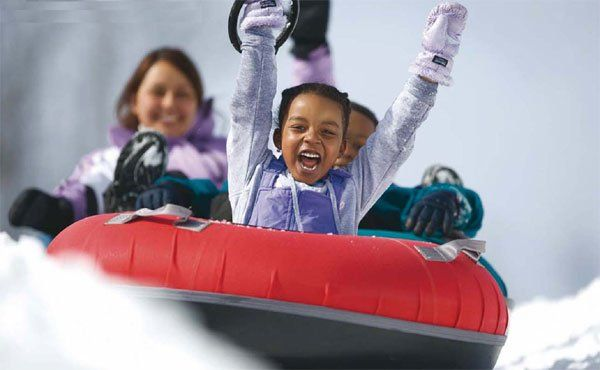 Snow Tubing in Toronto and the Greater Toronto Area