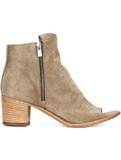 http://sellektor.com/user/dualia/collection/okomaroko Officine Creative Peep Toe Ankle Boots