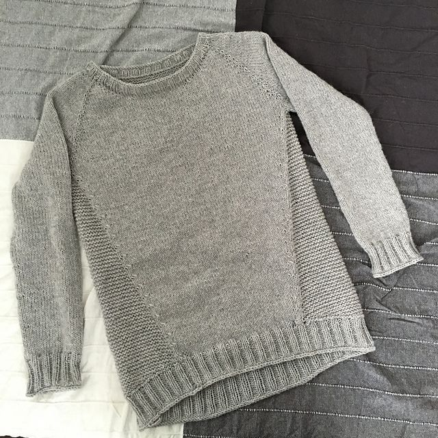 Ravelry: Project Gallery for Daelyn Pullover pattern by Isabell Kraemer