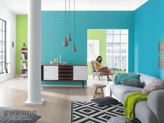 12 besten tapeten im retro look bilder auf pinterest tapeten retro look und borte. Black Bedroom Furniture Sets. Home Design Ideas
