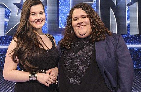 Simon Cowell snaps up Britain's Got Talent losers Jonathan and Charlotte for £1million Read more: http://www.dailymail.co.uk/tvshowbiz/article-2152697/Simon-Cowell-snaps-Britains-Got-Talent-losers-Jonathan-Antoine-Charlotte-Jaconelli-Essex teenagers Jonathan Antoine, 17, and Charlotte Jaconelli, 16, are expected to release their first album through Syco Music on September 3rd.