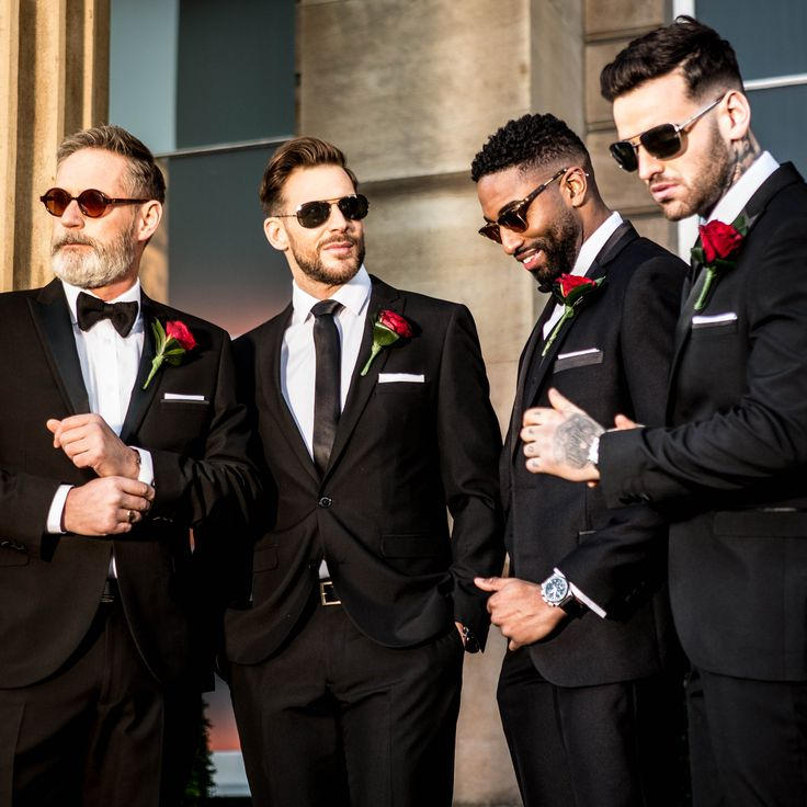 Is there anything cooler than a classic dinner suit? We think not! Get yours and look the part at any occasion this wedding season here: https://www.slaters.co.uk/mens-suits/dinner-suits