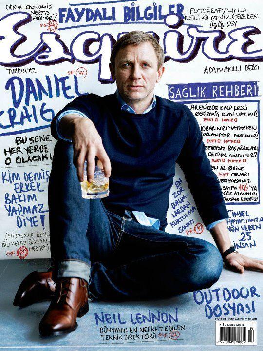 Daniel Craig Magazine Cover Photos - List of magazine covers featuring Daniel Craig - Page 7