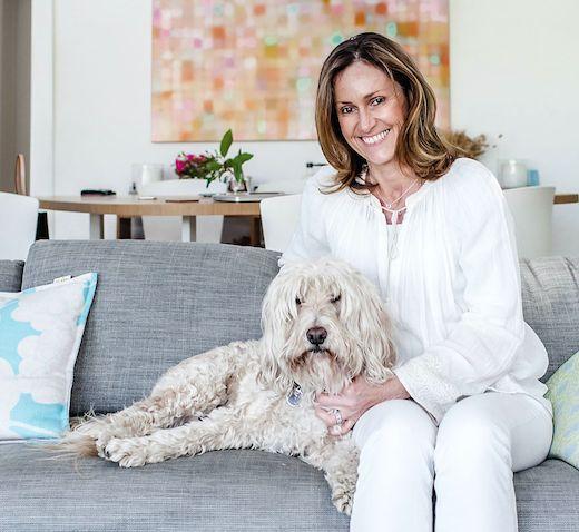 At home with Bondi Wash Founder Belinda Everingham in issue 14 Fete Magazine
