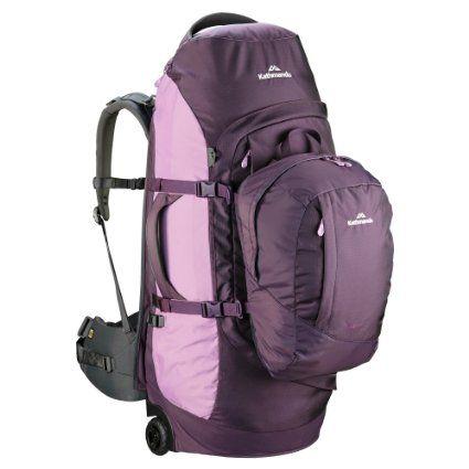 Kathmandu Terrane Trolley Backpack - 1M90