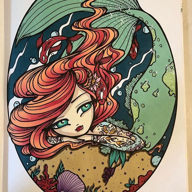 Beautiful coloring page created by pimky26 using their
