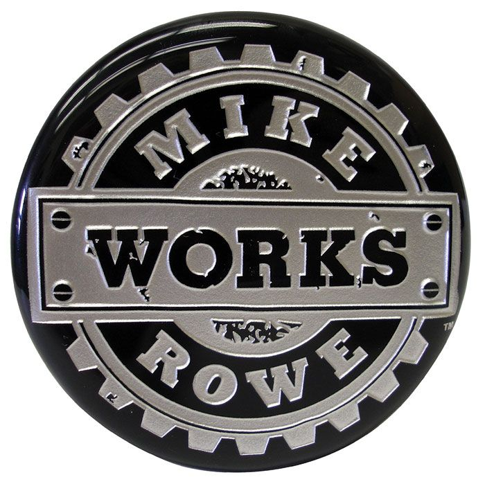 Pin auf MIKE ROWE AND DIRTY JOBS