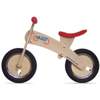 Use the advantages of balance bikes to teach your children how they can ride a bicycle. These cool balance bicycle support you to help them in the most efficient way to learn it fast and easy. Balance bicycles provide advantageous  circumstances to teach riding a bicycle, by giving freedom to learn biking stepwise - starting with the simple pushing and gliding, to the extended control of balance so your kid is skilled enough for a bicycle with pedals.