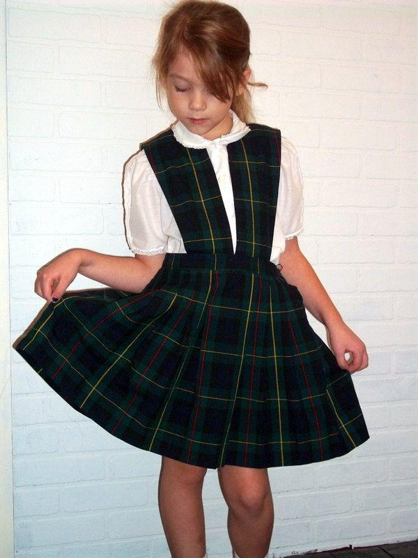 Vintage school uniform # 5 Más