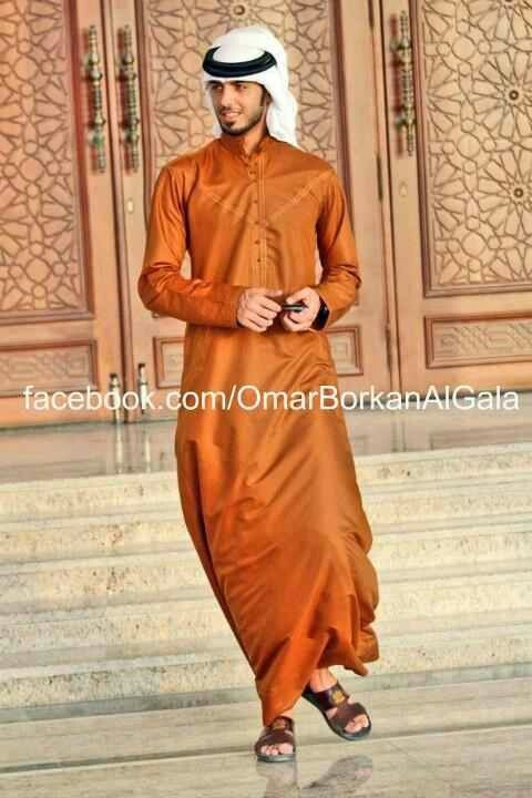 Is it just me or do Muslim men look Hot when in traditional clothes!?