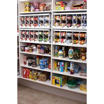Shelf Reliance Cansolidator Preparedness Self