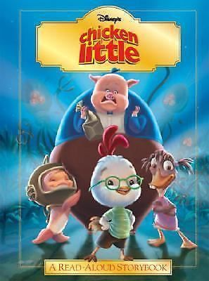 Disney's Read-Aloud Storybooks: Chicken Little by Lisa Ann Marsoli 2005 Hardco #Disney