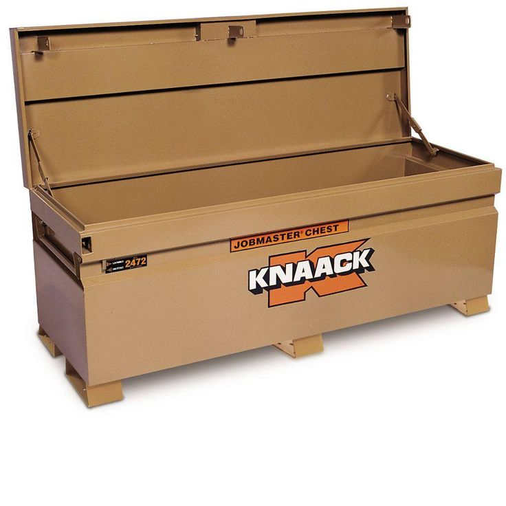 Knaack 72 in. x 24 in. x 28 in. Storage Chest, Semi-Gloss