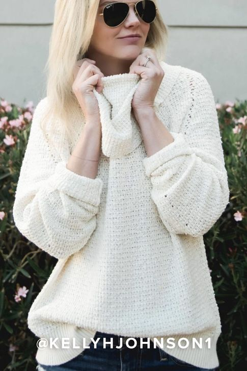 By Your Side Sweater Free People Seen On The Streets Pinterest