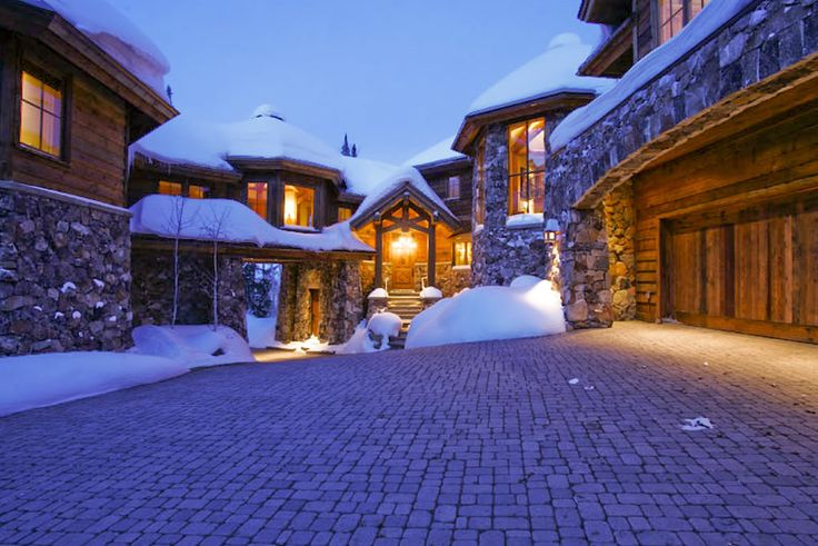 Cabaña Nieve