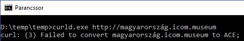 If you ship your library/application to Windows please use UTF-16 interfaces