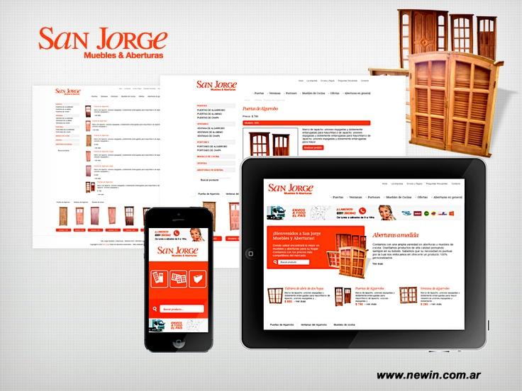 Sitio Web San Jorge