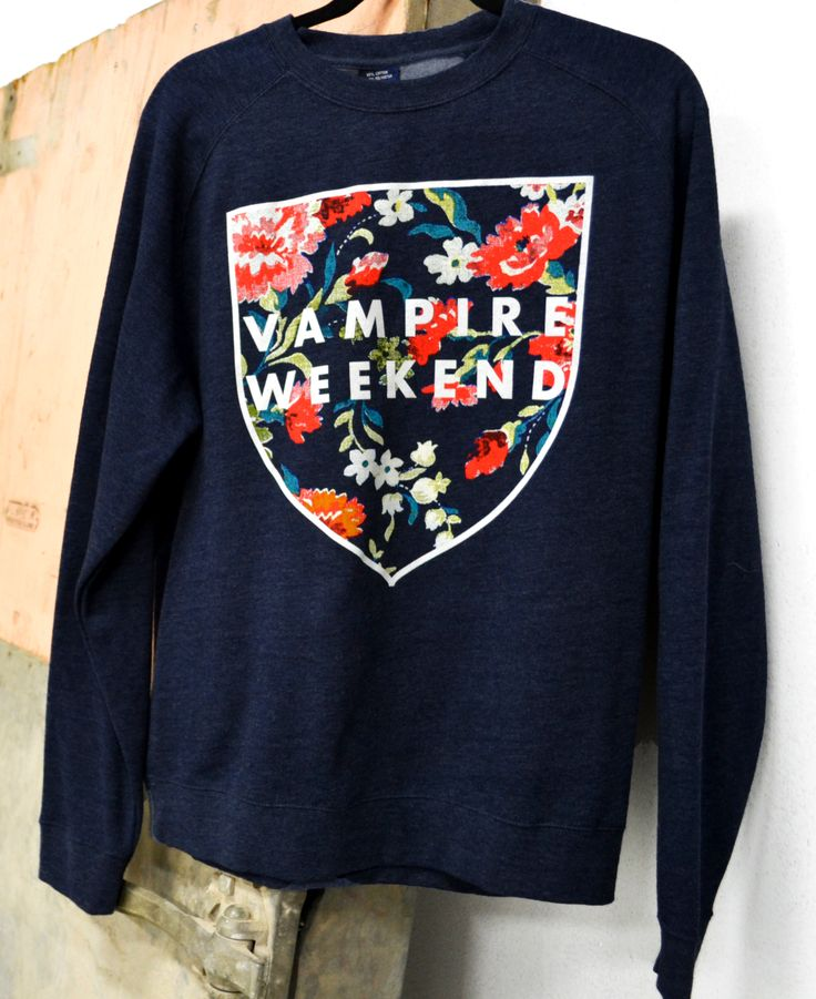 I need this. I love vampire weekend!!