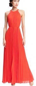 Ted Baker Orange Formal Dress $147