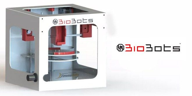 WOW! Berita Hot Hari ini, Printer 3D Biobot 1, Mesin Printer 3D Super Canggih Yang Bisa Cetak Organ Manusia