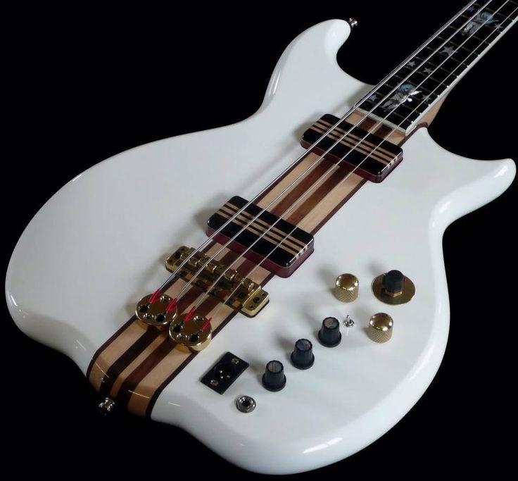 Mark King's Starchild Bass by JayDee
